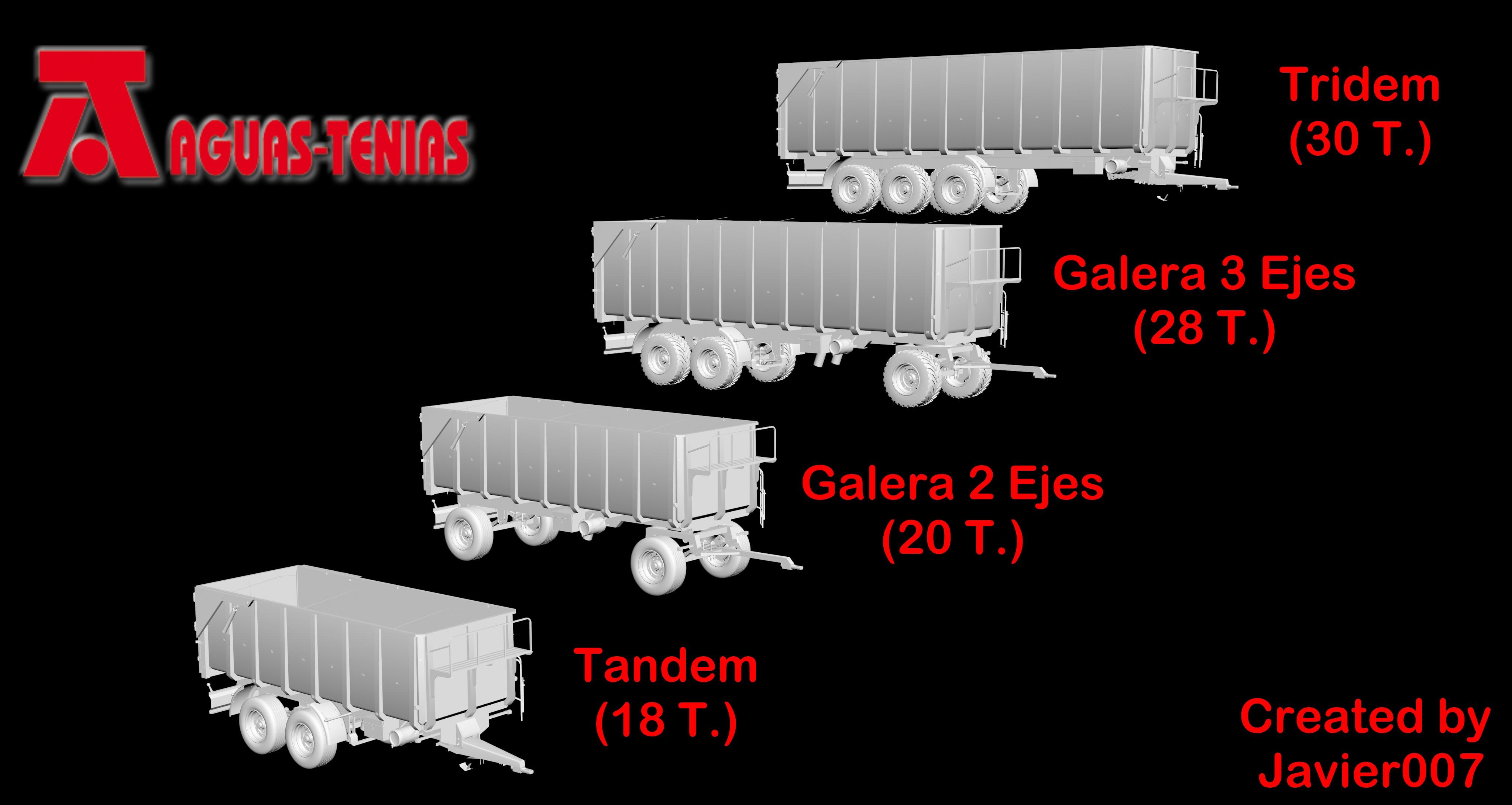 [Encuesta][T.E.P.] Proyecto Aguas Tenias (22 modelos + 1 Camión) [Terminado 21-4-2014]. - Página 2 Los41jxzq