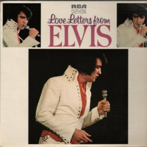 Diskografie USA 1954 - 1984 Lovelettersfromelvisq0imx