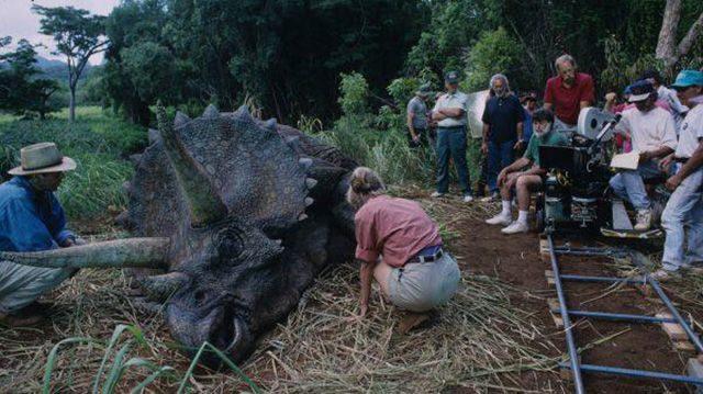 Za kulisami filmów: Jurassic Park 30