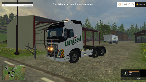 LS15 VolvoFH16 UNEAL VERSION VOLVO FH16