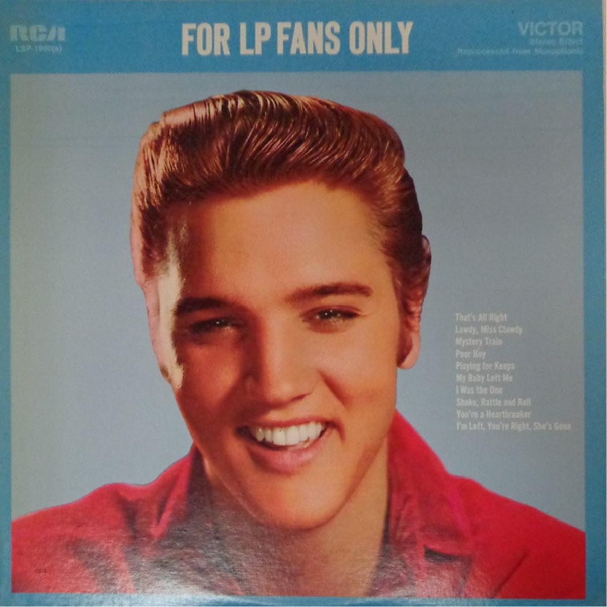 FOR LP FANS ONLY Lsp-1990aj2shk