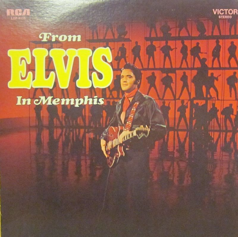 From Elvis In Memphis & Elvis - That's The Way It Is (Kanada) Lsp-4155gqclv