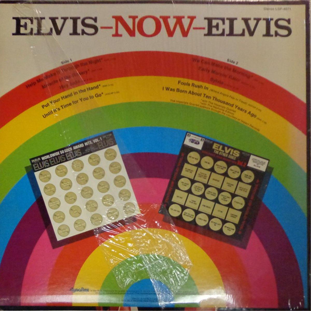 ELVIS NOW Lsp-4671bbsu7y