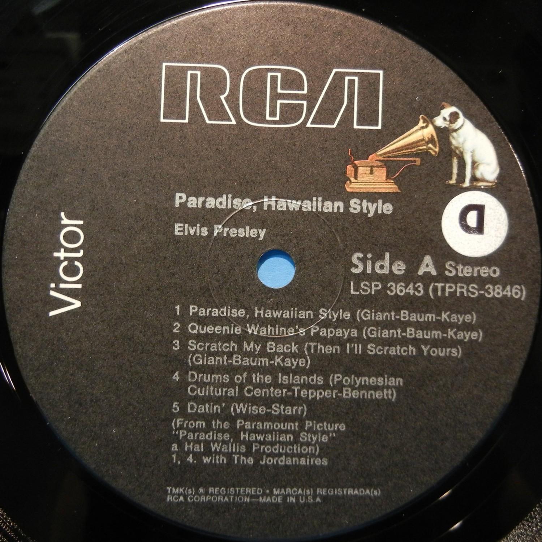 PARADISE, HAWAIIAN STYLE Lsp3643egcxxy