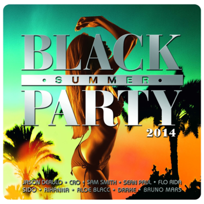 VA - Black Summer Party 2014 [2CD] (2014) .mp3 - V0