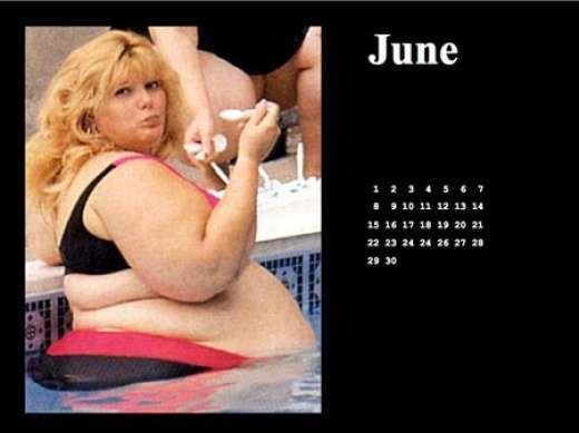 Kalendarz McDonalds na 2009 rok 7