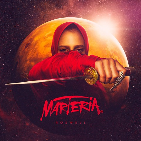 Cover: Marteria - Roswell (2017)