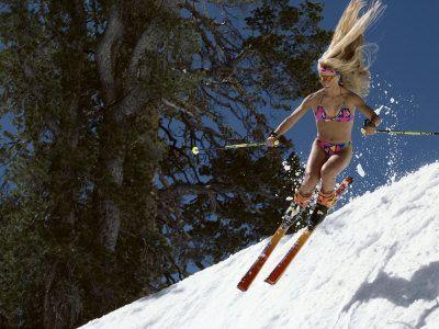 W bikini zimą ? 10