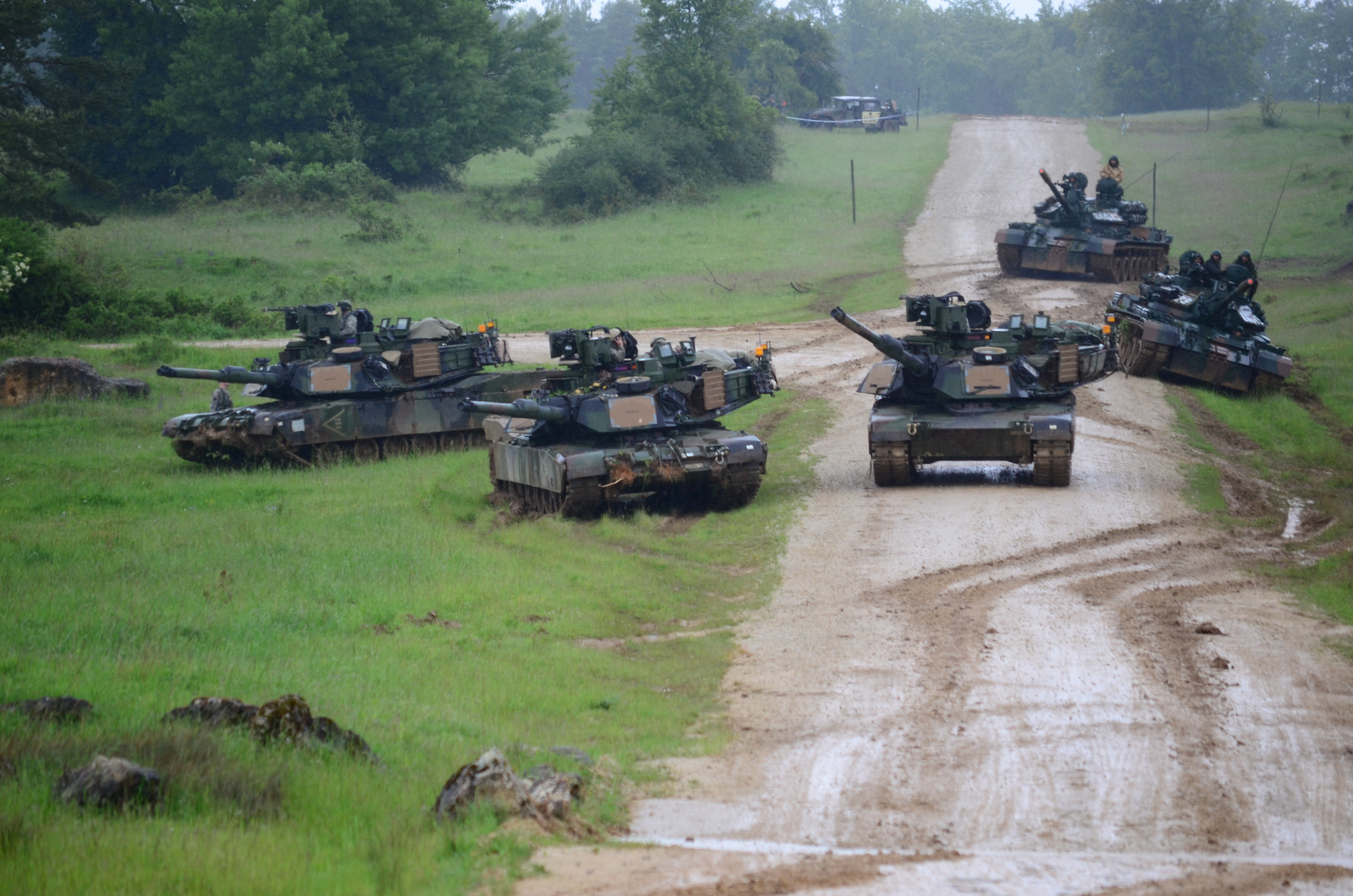 Awesome Tank Pictures Thread - Modern Vehicles Discussion ...