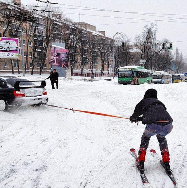 Atak zimy na Ukrainie 13