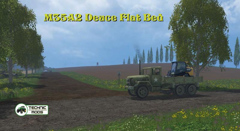 M35A2 Deuce Flat Bed V 1.0
