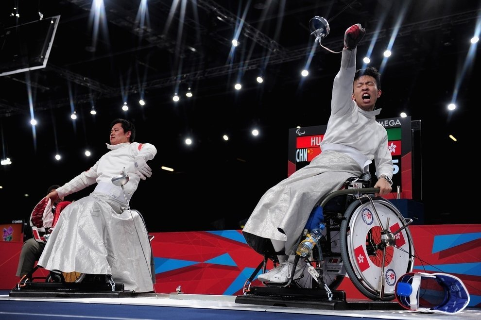 Paraolimpiada 2012 6