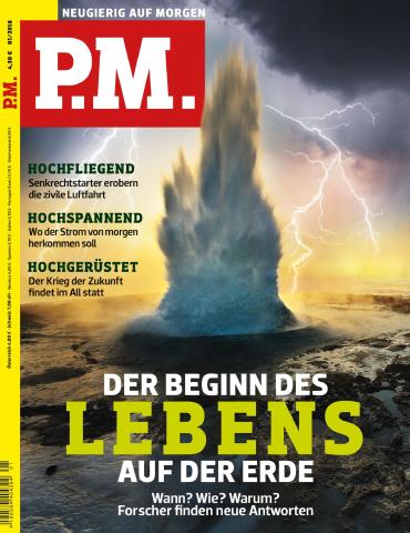 :  PM Wissensmagazin (Neugierig auf Morgen) Januar No 01 2018