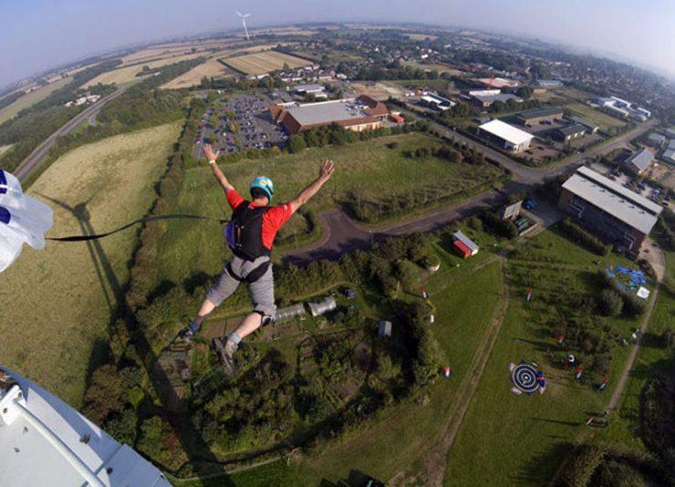 BASE jumping 15