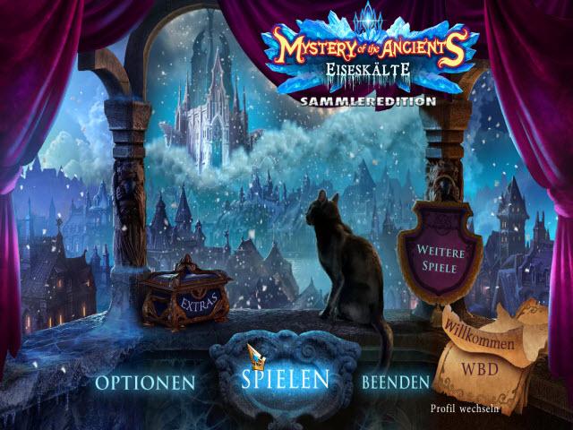 Mystery of the Ancients 4 - Eiseskälte Sammleredition [DE]