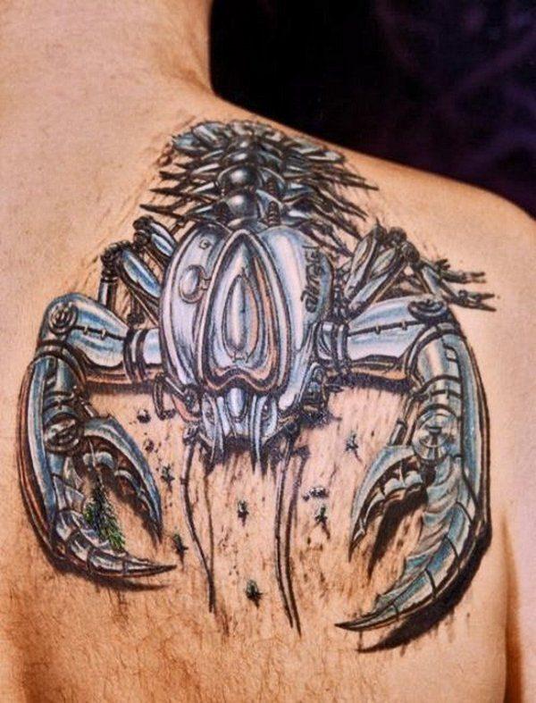 Tatuaże 3D #3 12