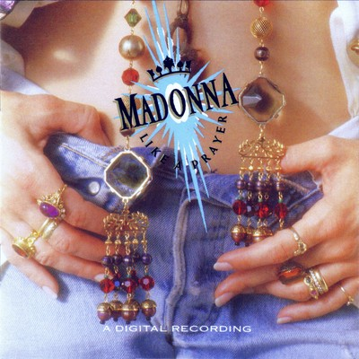 Madonna - Like a Prayer (1989).Flac