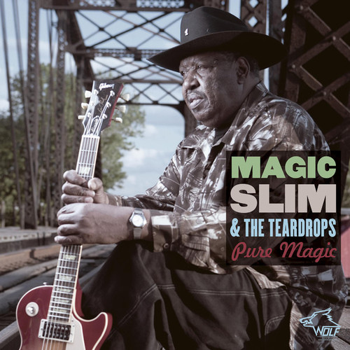 Magic Slim & The Teardrops - Pure Magic (2014)