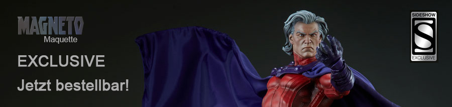 Sideshow Magneto Exclusive