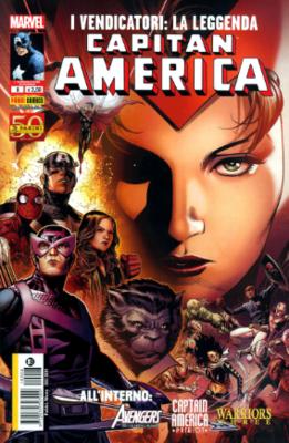 I Vendicatori La Leggenda - Volume 8 - Captain America (2011)