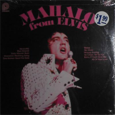 Diskografie USA 1954 - 1984 Mahalofromelvislpsn0