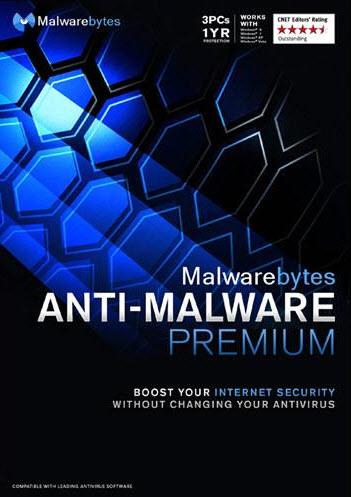 Malwarebytes Antimalware Premium v3.1.2.1733 Final DC 28.06.2017