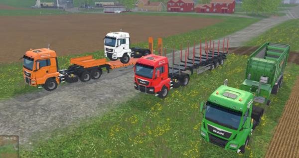 MAN agricultural v2.1