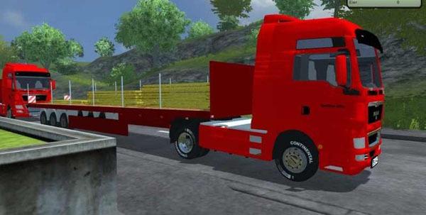 MAN trucks v 2