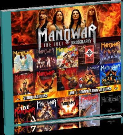 Скачать музыку Manowar - Discography (1982) через торрент