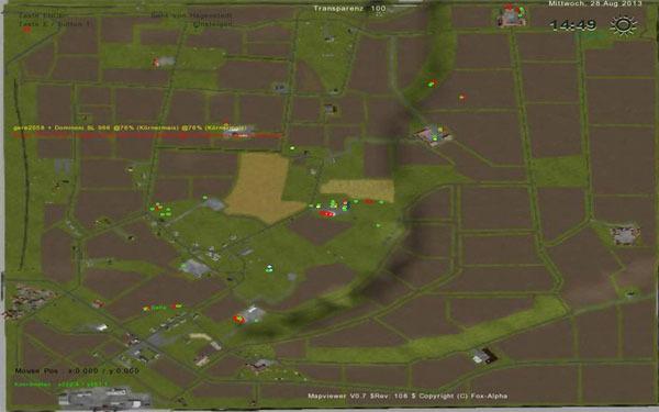 Map Schermbeck v 2.0