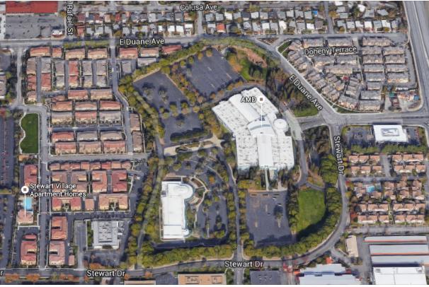 AMD se bude stěhovat, opustí současné slavné sídlo