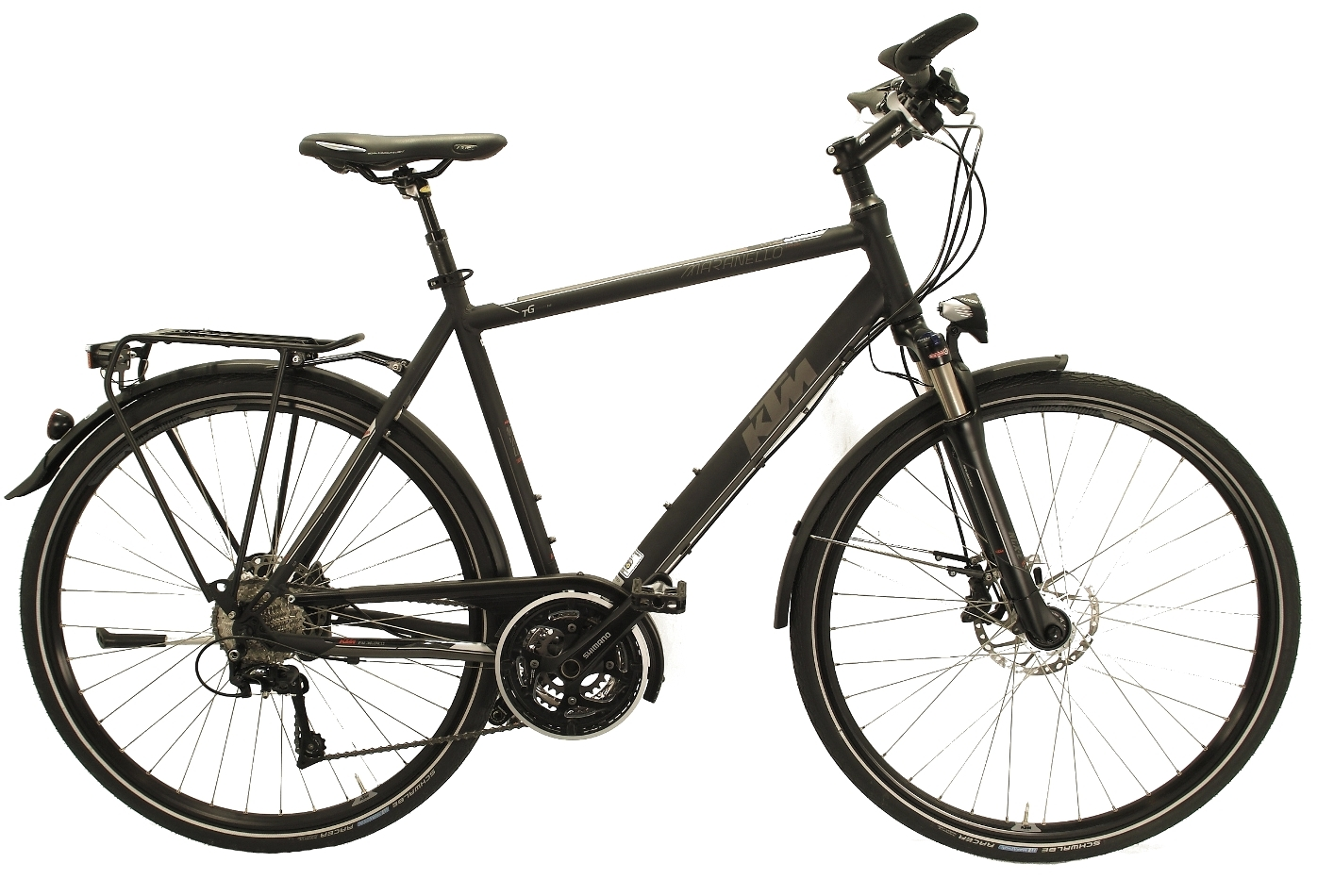 herren trekking fahrrad ktm maranello light disc 28 zoll. Black Bedroom Furniture Sets. Home Design Ideas