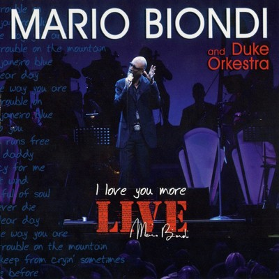 Mario Biondi - I Love You More (2007).Flac