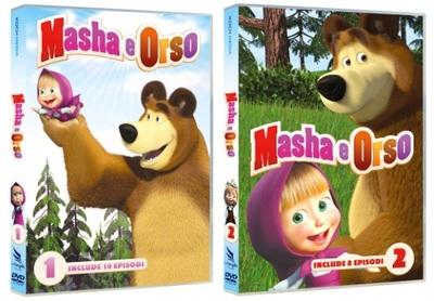 Masha e Orso - Stagione 1 (2015).Dvd5 Full