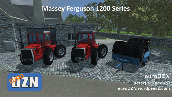 Massey Ferguson 1200 Series