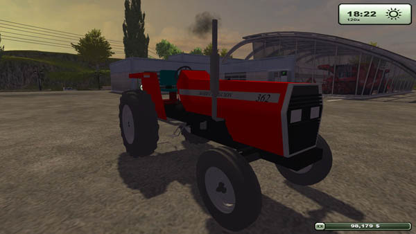Farming Simulator 2013 Mods Massey-ferguson-362-vwps90