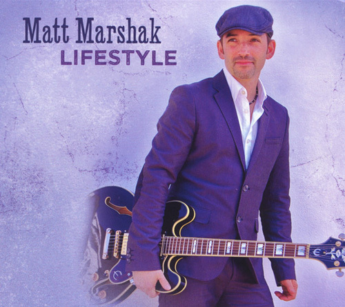 Matt Marshak - Lifestyle (2014) [320 kbps]