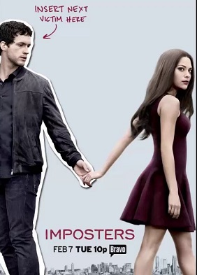Imposters - Stagione 1 (2017) (Completa) WEB-DLMux 720P ITA ENG AC3 H264 mkv