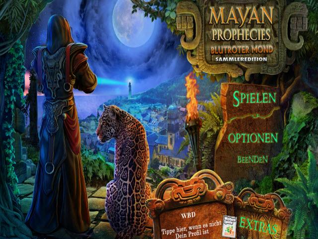 Mayan Prophecies - Der blutrote Mond Sammleredition [Deutsch]