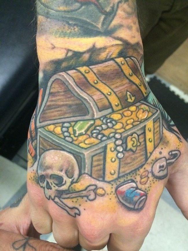 Nietypowe tatuaże #5 45