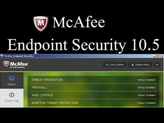 McAfee Endpoint Security v10.5.3.3178