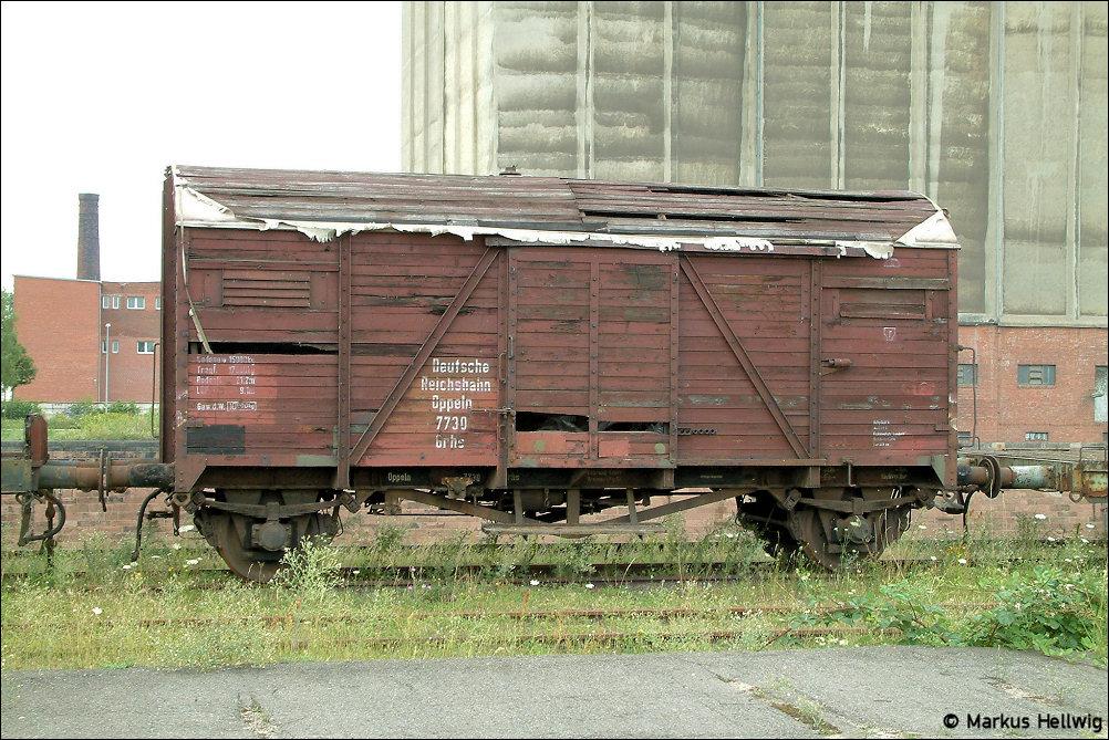 Drehscheibe Online Foren :: 04 - Historische Bahn :: [B] Lehrter Bf. 1988 I (Alteisen auf Gbf ...