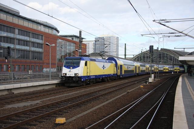 ME 146-12 Northeim Ausfahrt Berlin Ostbahnhof