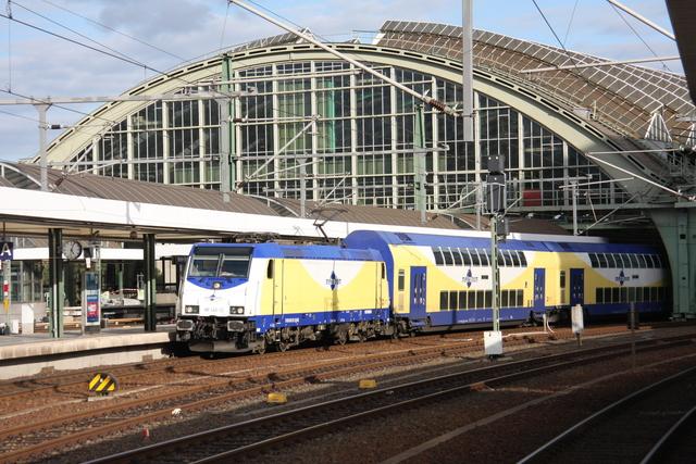 ME 146-16 Northeim Berlin Ostbahnhof
