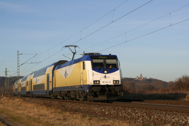 ME 146-18 Burgwedel Burgstemmen