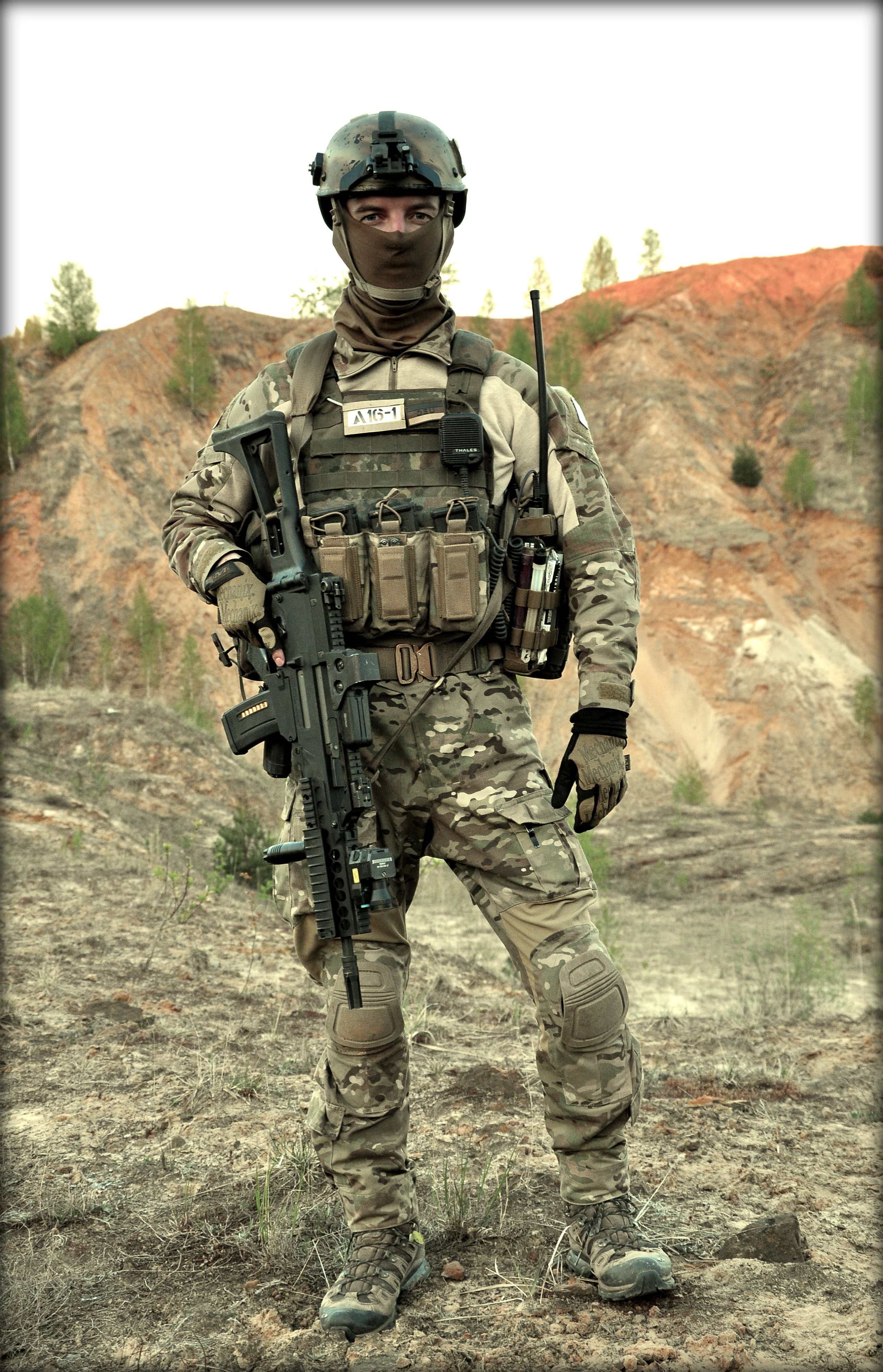 the gallery for gt german ksk ops core