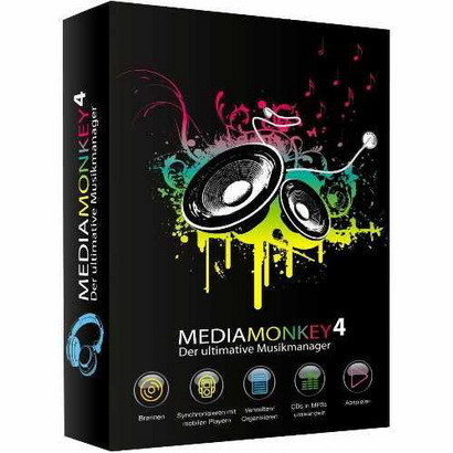 : MediaMonkey Gold 4.1.14.1812 Multilanguage inkl.German