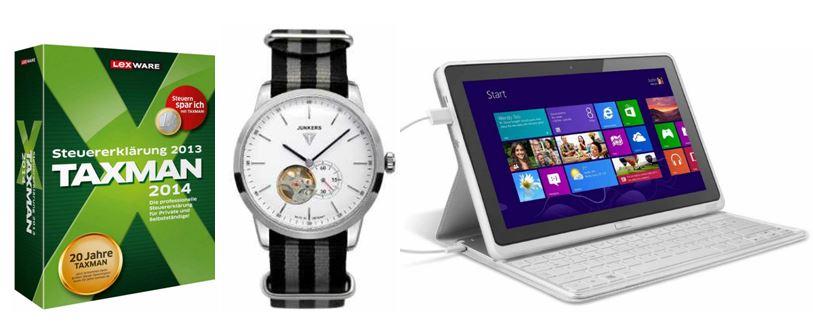 mein dealtop52 Acer Iconia   11,6Zoll Convertible Tablet für 699€ und mehr Amazon Blitzangebote!