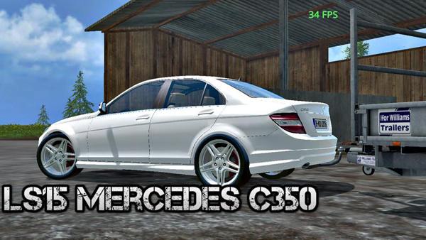 Mercedes Benz C350 CDI v1.1