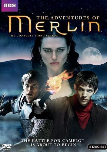 Merlin 3.Sezon Tüm Bölümler Türkçe Dublaj indir